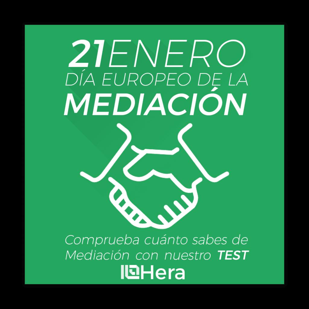 Test de Mediación - Día Europeo de la Mediación