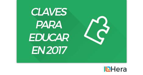 Claves para educar en 2017