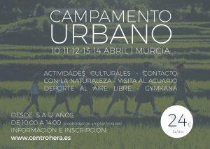 Campamento Urbano Murcia Centro Hera