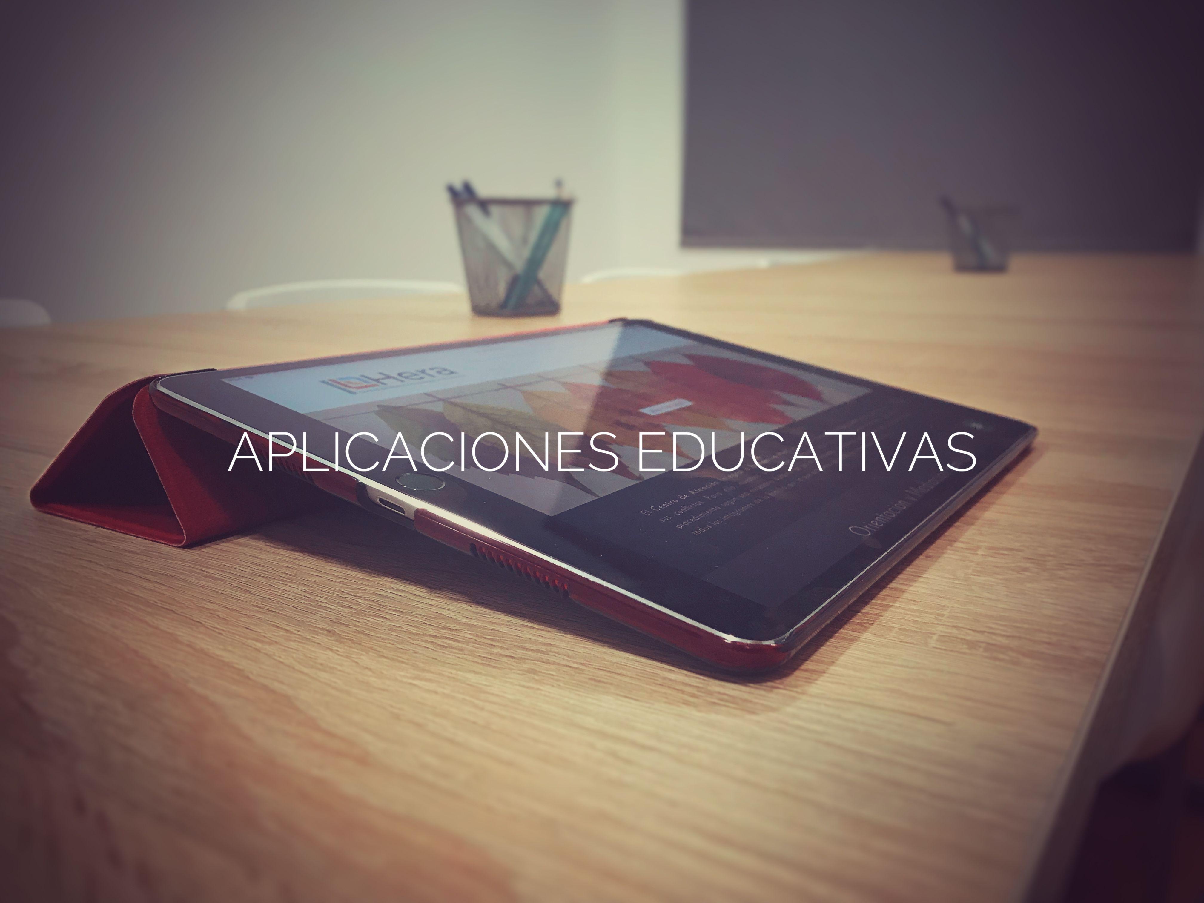 Aplicaciones Educativas en el Aula Centro Hera